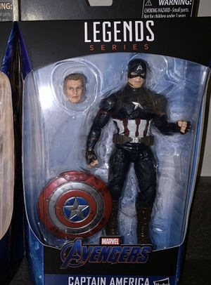 Worthy Captain America figure for Sale in Davis, CA