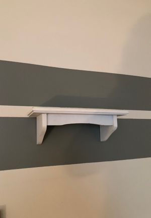 Wall shelves Set of 2 1ft x 5 in for Sale in Gahanna, OH