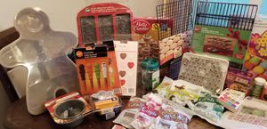 Bakers lot, additional items added! for Sale in Bolingbrook, IL