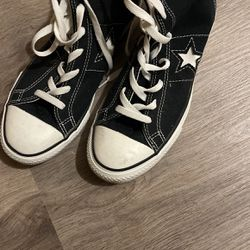 Hight top converse for Sale in San Juan Capistrano,  CA