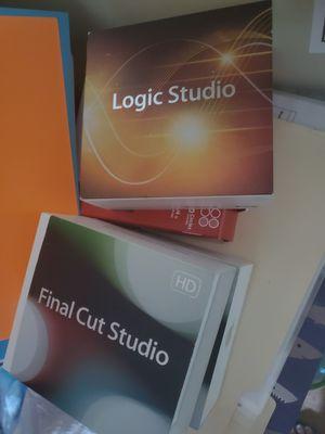 Logic studio and final cut studio for Sale in Plantation, FL