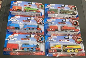 Thomas and Friends Train Lot of 6 motorized engines for Sale in Murfreesboro, TN
