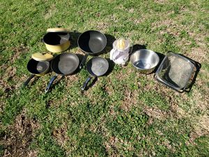 Whole Lot $5 Frying Pans for Sale in Whittier, CA