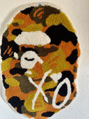 Bape x The Weeknd's Rug XO for Sale in Moreno Valley, CA