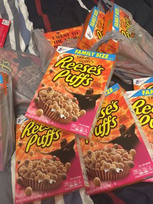 Travis Scott Reese's Puffs (Family Size) for Sale in Frisco, TX