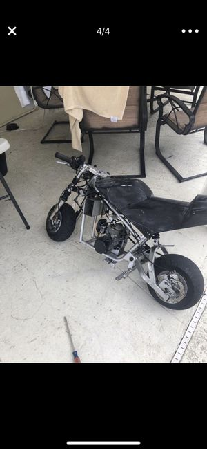 super pocket bike (mini bike, go kart) for Sale in Coral Springs, FL