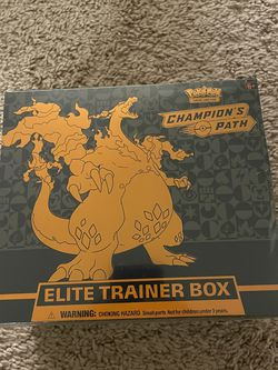Champion's Path Elite Trainer Box - Pokemon Cards for Sale in Whittier,  CA