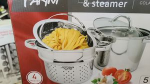 Parini Pasta Cooker & Steamer for Sale in Los Angeles, CA