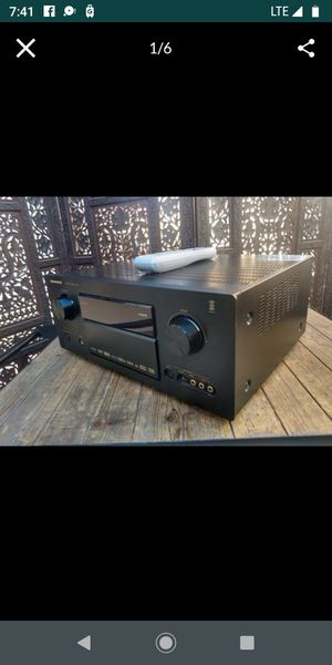 Marantz SR7001 SR-7001 AV Stereo Receiver HDMI THX Dolby DTS for Sale in Bell Gardens, CA