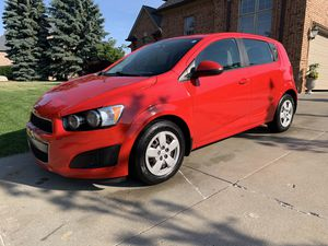 2016 Chevy Sonic for Sale in Washington, MI