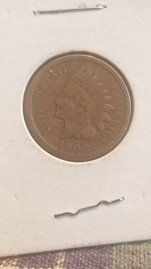 1908 S Indian head penny for Sale in Payson, AZ