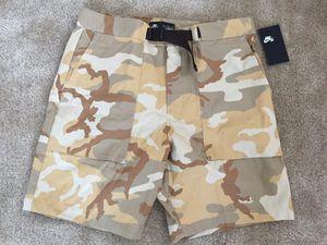 New Nike SB Camo Shorts Size 32 for Sale in La Habra, CA