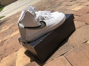 All white Nike's and Custom bape Nike's for Sale in Orlando, FL