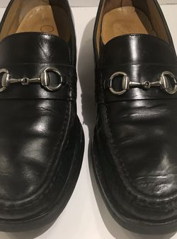 Cole Haan Men's Black Leather Bit Loafer Shoes Size 8.5M for Sale in Austell,  GA