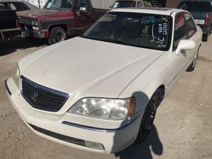 1996 - 2004 ACURA RL (PARTS ONLY) 1997; 1998; 1999; 2000; 2001; 2002; 2003 for Sale in Dallas, TX