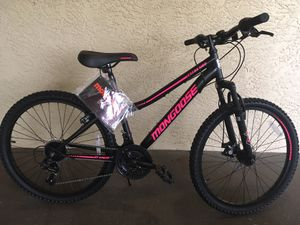 BRAND NEW 24 INCH MOUNTAIN BIKES for Sale in Palm Harbor, FL