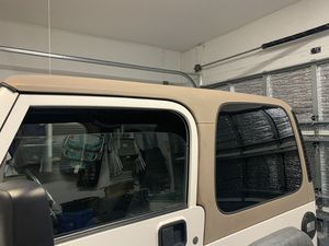 Jeep Wrangler TJ Hard Top only Fits 1997-2006 for Sale in FL, US