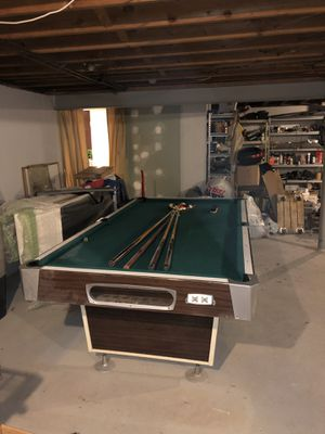 Pool table for Sale in Plainville, CT