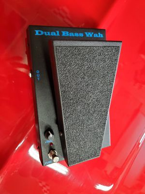 Morley bass guitar Wah pedal for Sale in Thornton, CO