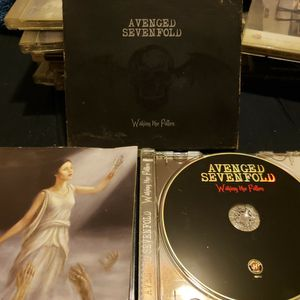 Avenge Seven Fold CD'S for Sale in San Bernardino, CA