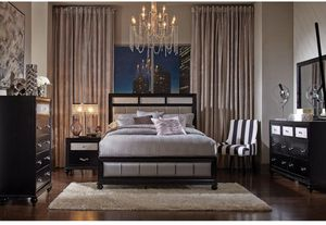 Beautiful Modern Queen Bedroom Set Only $54 Down for Sale in Dallas, TX