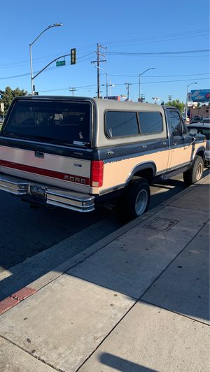 Camper Ford F-150 for Sale in Santa Maria, CA