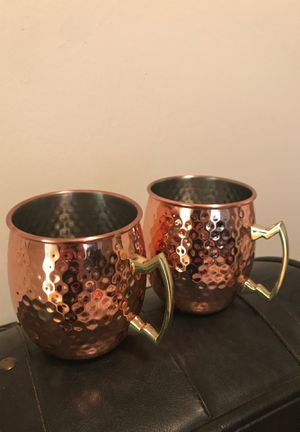 Mule mugs! (2 for $5) for Sale in New York, NY