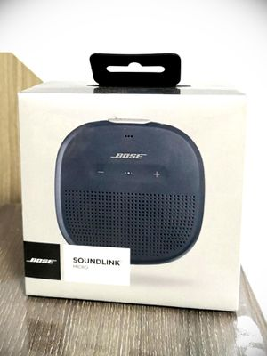 Bose SoundLink Micro Bluetooth Speaker-Midnight Blue for Sale in Charlotte, NC