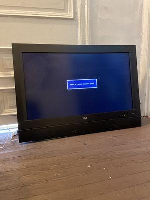 HP 37 inch flat screen 📺 TV for Sale in Philadelphia, PA