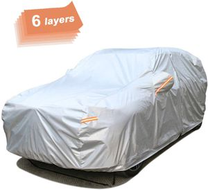 Car cover / sturdy / 6 layers waterproof / come with bag for Sale in Seattle, WA
