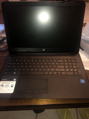 Hp laptop brand new for Sale in Port St. Lucie, FL