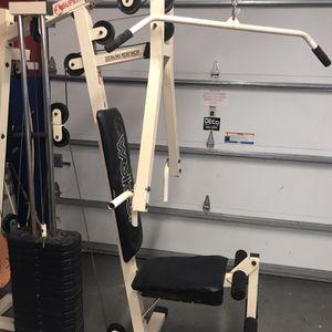 Home Gym Super circuit Master 225 lb Max for Sale in Jupiter, FL