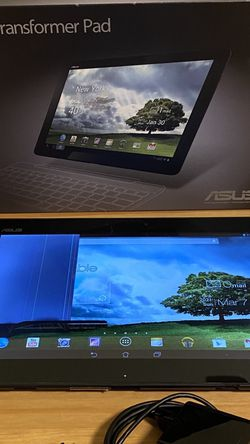 Asus Transformer Pad - Screen Partially Broken for Sale in Kirkland,  WA