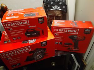 Craftsman Tool Set. for Sale in St. Louis, MO