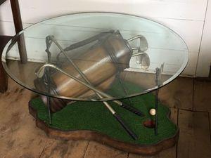Golf Glass Table for Sale in Moneta, VA