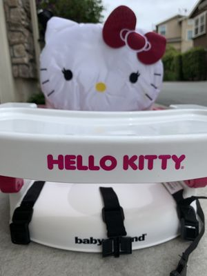 Hello Kitty Baby Trend Booster Seat for Sale in San Francisco, CA
