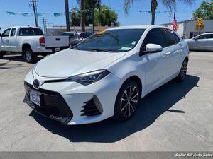 2017 Toyota Corolla SE for Sale in Visalia, CA