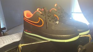 c03906bf999 Air Force 1 Low Yeezy Glow In The Dark Bottoms for Sale in Providence