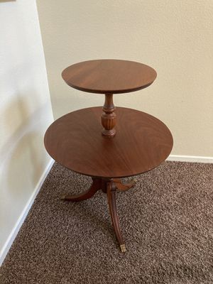 Antique Side Table for Sale in Murrieta, CA