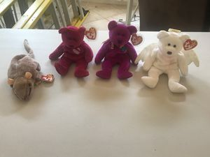 Ty Beanie Babies for Sale in Bakersfield, CA