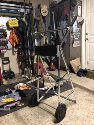 Outboard motor stand for Sale in Austin, TX