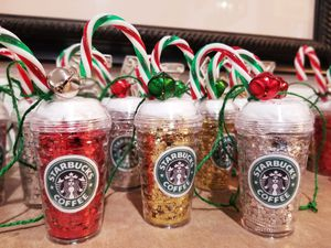 Starbucks Christmas Ornaments! for Sale in Pico Rivera, CA