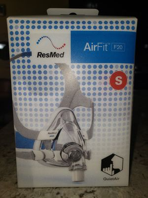 ResMed Airfit F20 for Sale in Woodland Hills, CA
