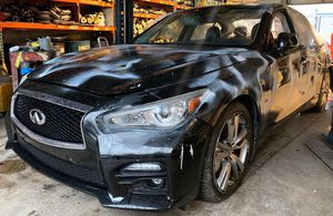 2014 2015 2016 2017 2018 2019 INFINITI Q50 PART OUT! for Sale in Fort Lauderdale, FL