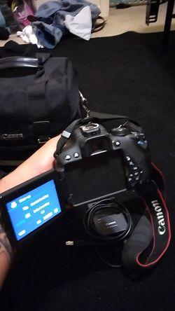 Canon EOS Rebel T5 for Sale in Denver,  CO