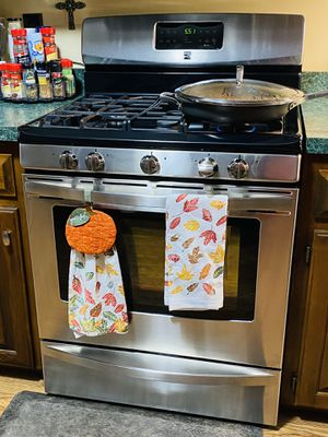 Stainless Steel Gas Stove for Sale in Chesapeake, VA