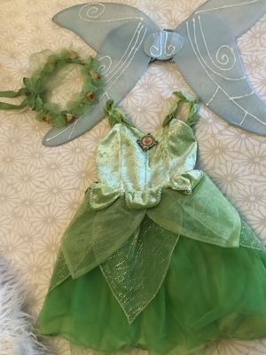 Disney Park Tinkerbell Costume Sz 3 year old for Sale in Los Angeles, CA