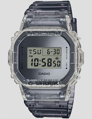 G-shock dw5600sk-1 clear watch for Sale in Los Angeles, CA
