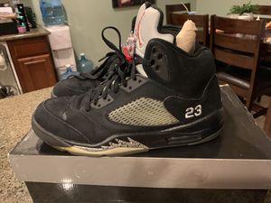 Used Jordan 5 Retro size 12 for Sale in Rialto, CA