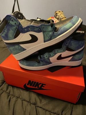 Jordan 1's High Tie Dye for Sale in San Antonio, TX